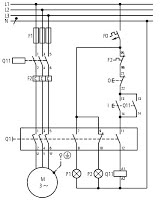 Exercice schema electrique bac pro