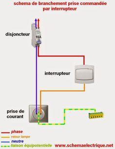 Schema 3 way electrique