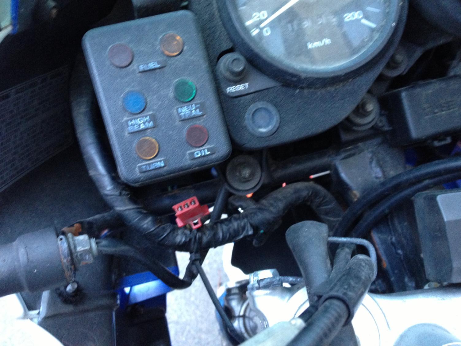 Schema Electrique 750 Africa Twin