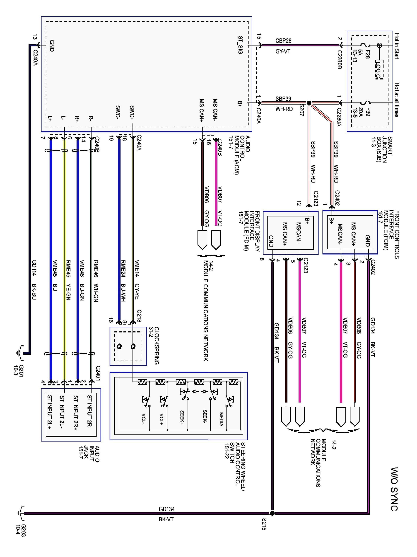 Schema electrique ford transit mk6