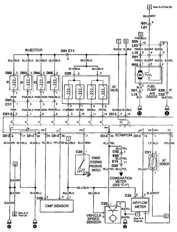 Suzuki Swift Schema Electrique