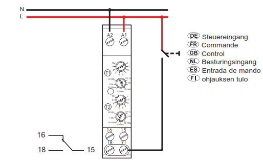 explication schema electrique industriel