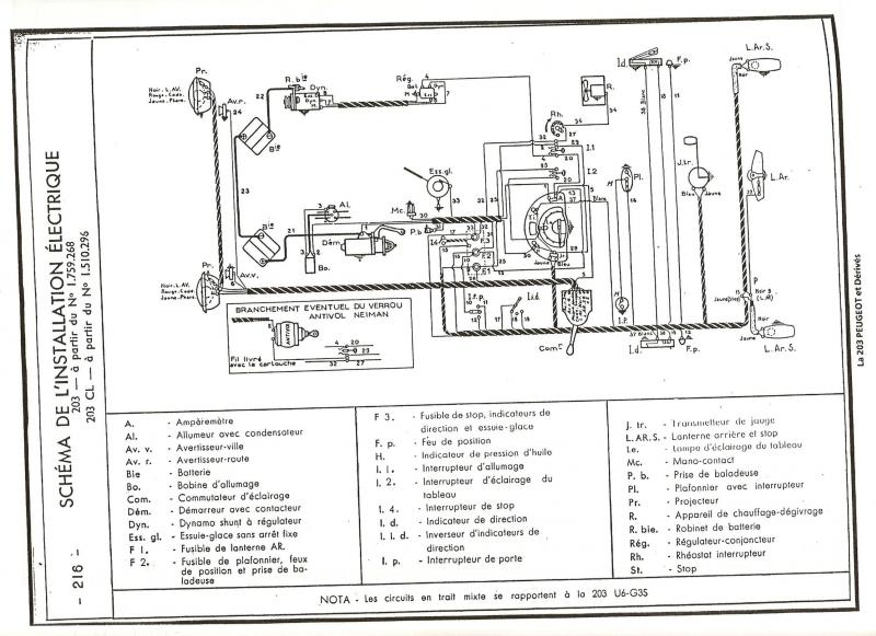 schema electrique ford ranger 2007