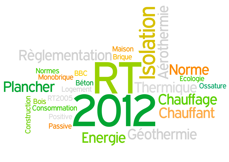Norme rt 2012 electrique