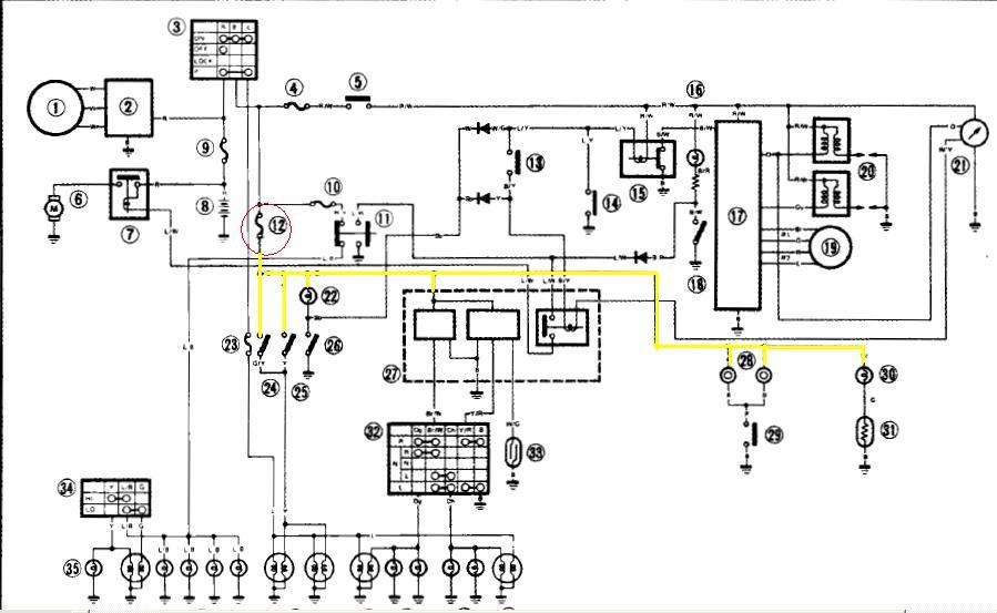 schema d u0026 39 une prise electrique