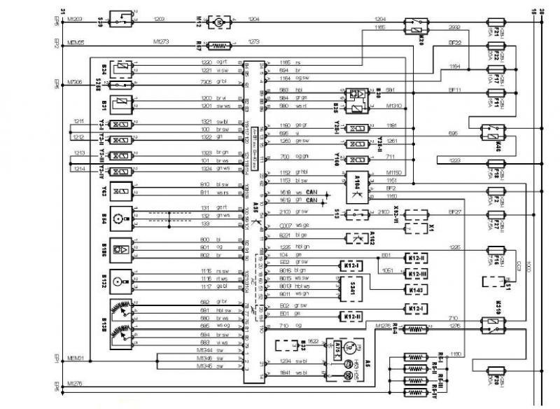 Schéma De Câblage Fiat : schema electrique fiat ducato 160 multijet bois eco ~ Pogadajmy.info Styles, Décorations et Voitures