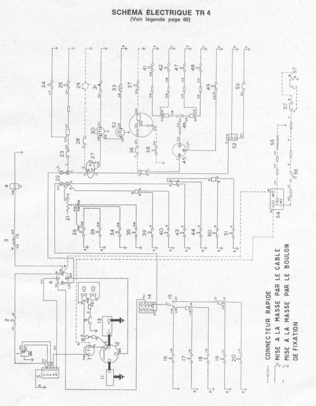 Schema electrique tr3