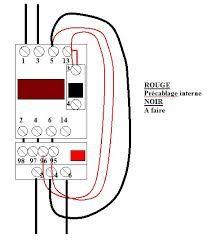 Schema electrique drt