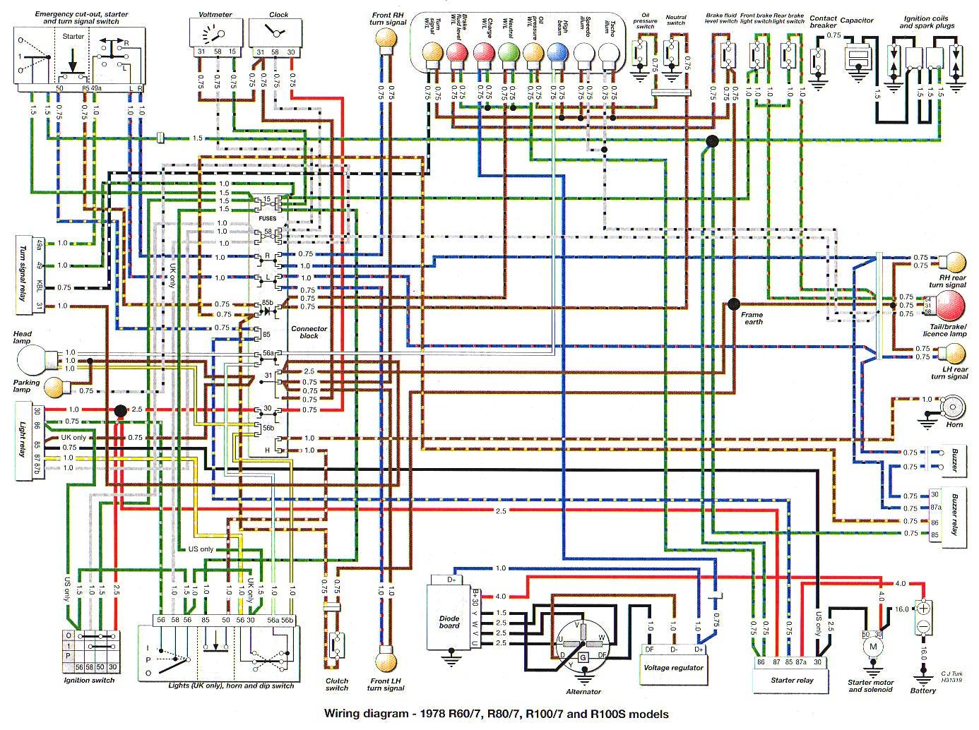 Schema Electrique 450 Yzf