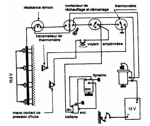schema electrique ultegra di2