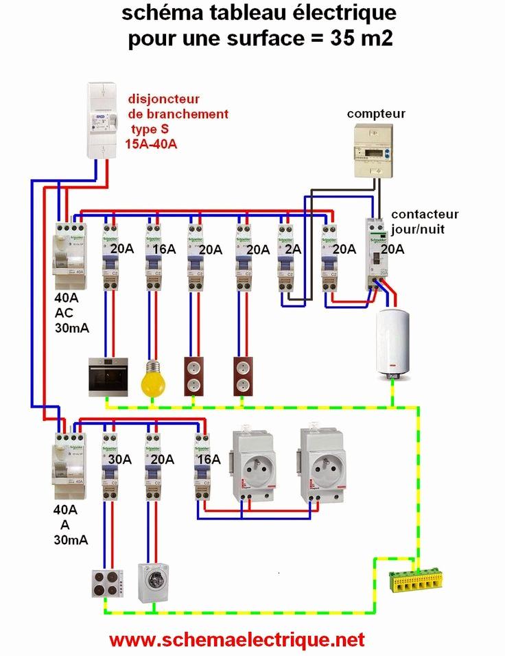 Plaque de cuisson electrique schema