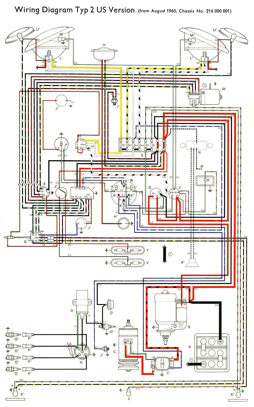 Schéma electrique double allumage