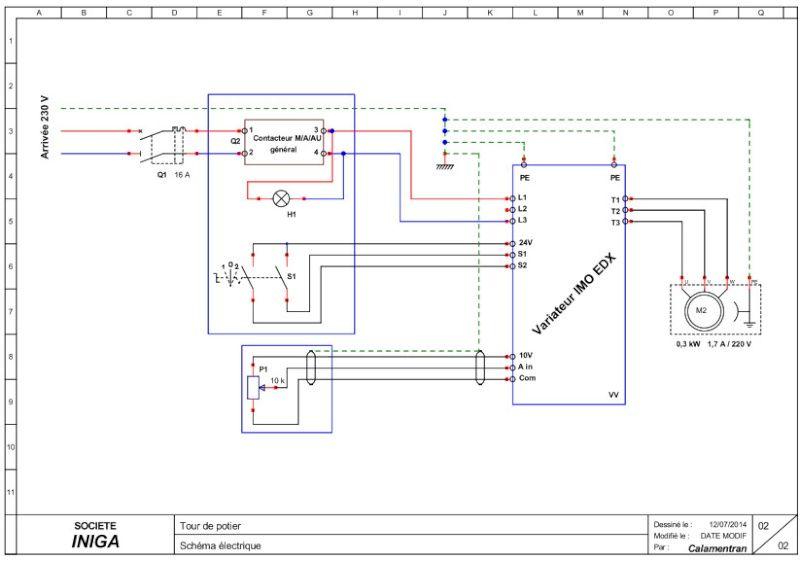 Logiciel schema electrique auto