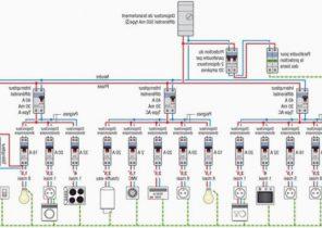 Incroyable Schema Electrique Prise Avec Interrupteur