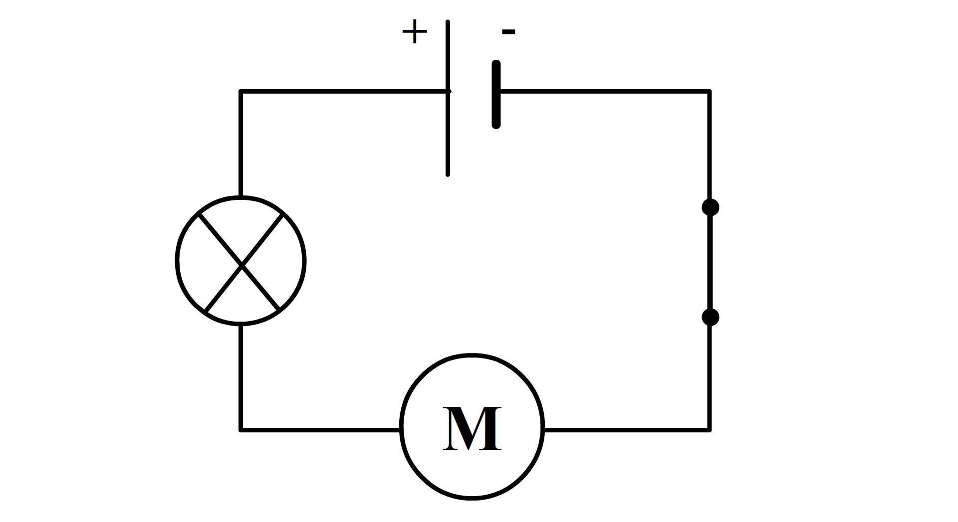 schema electrique niveau 4eme