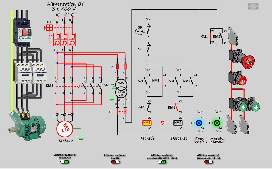 Cours lecture schema electrique industriel pdf