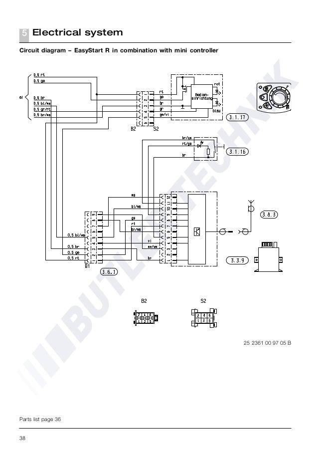 Schema Electrique Airtronic D2