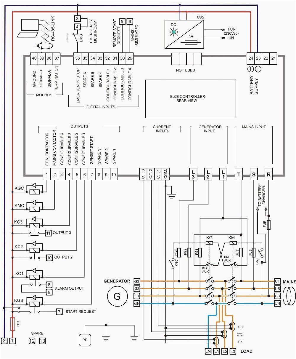 Schema Electrique 307 Phase 2