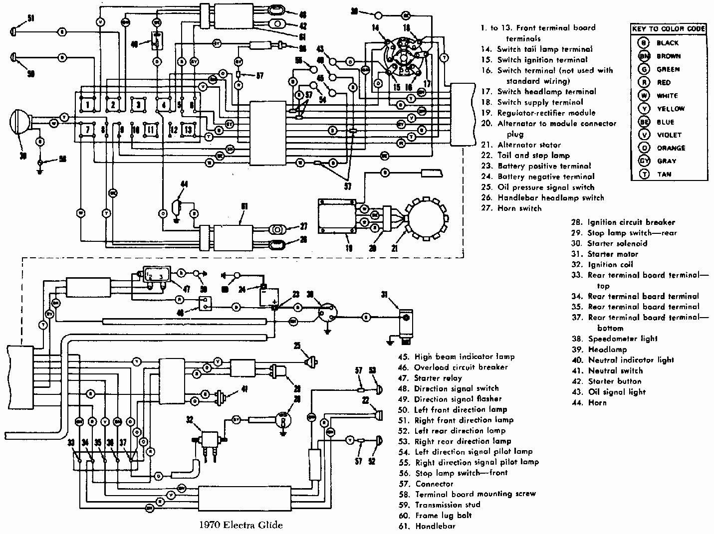 schema electrique fly 50