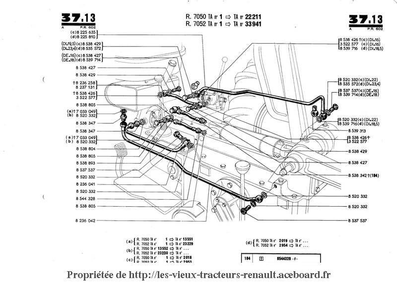 schema electrique d u0026 39 un tracteur agricole