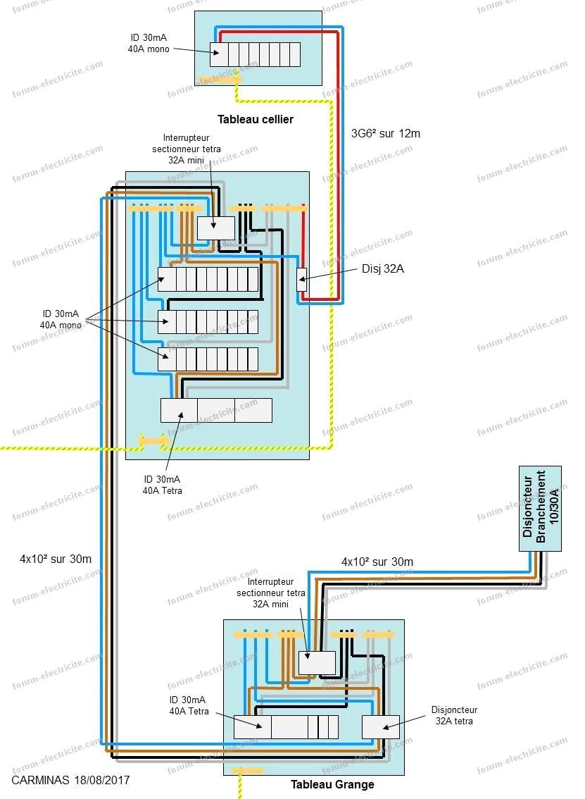 installation electrique norme 2017 bois eco. Black Bedroom Furniture Sets. Home Design Ideas
