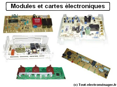 Schema carte electrique