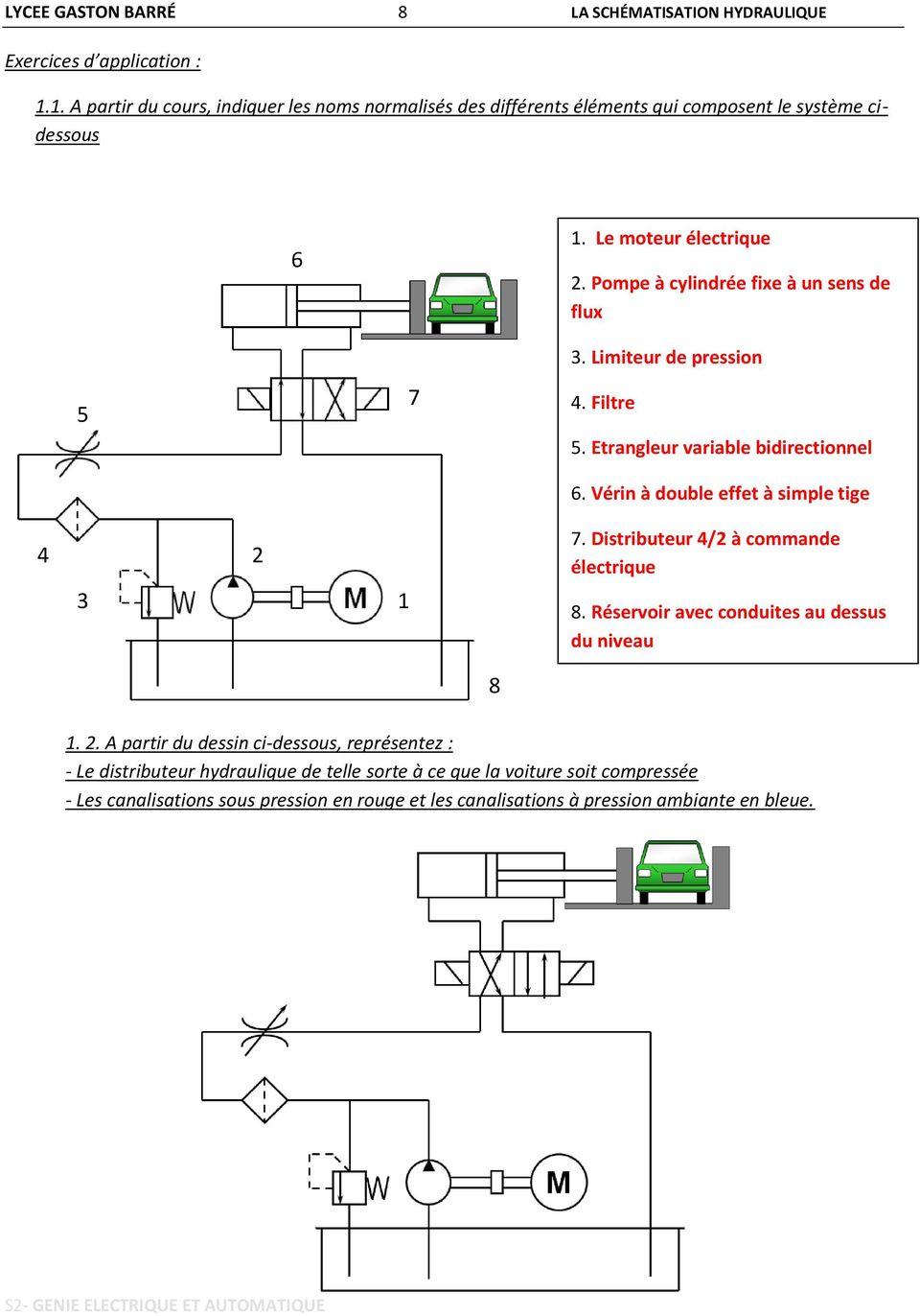 Schema cablage sous compteur electrique