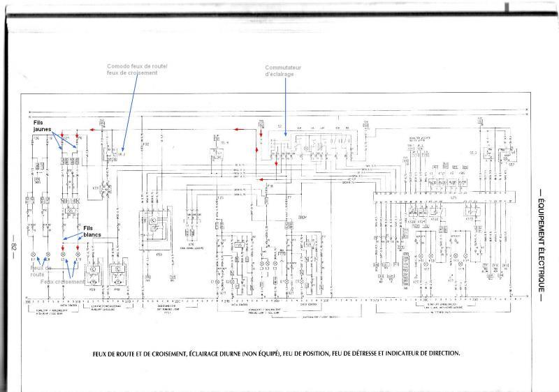 Schema electrique zafira diesel