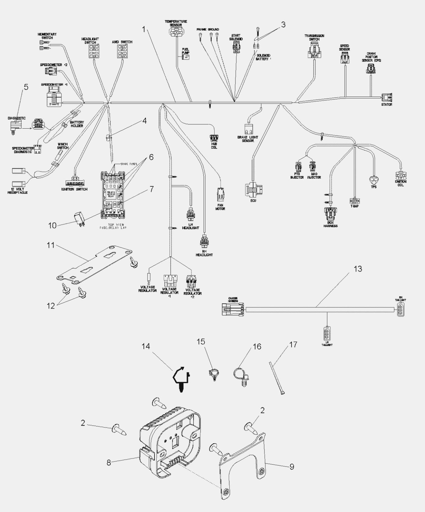 Schema electrique polaris rzr 800 - bois-eco-concept.fr