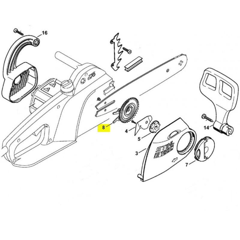 schema electrique moteur avec variateur