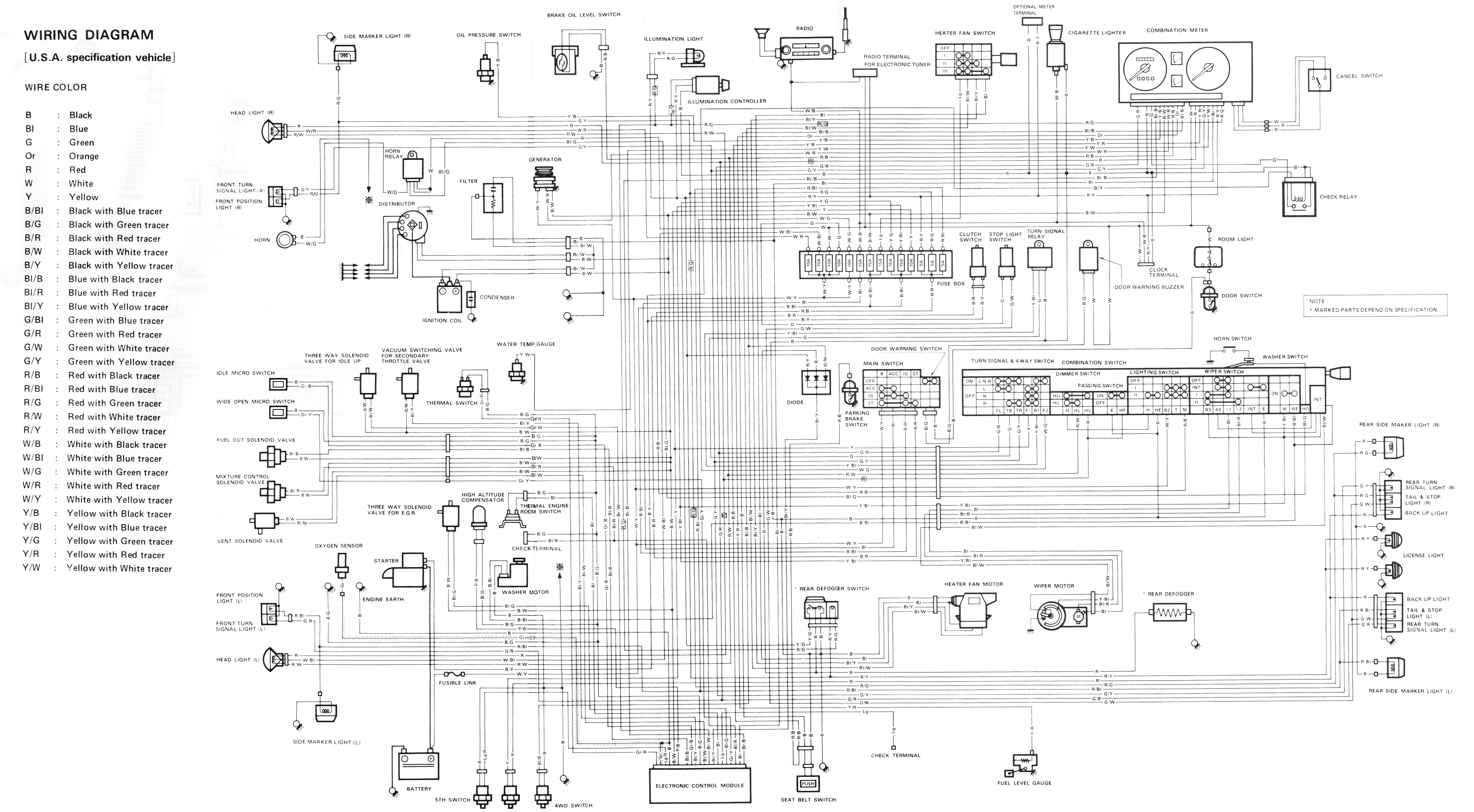 Schema Electrique Suzuki Baleno