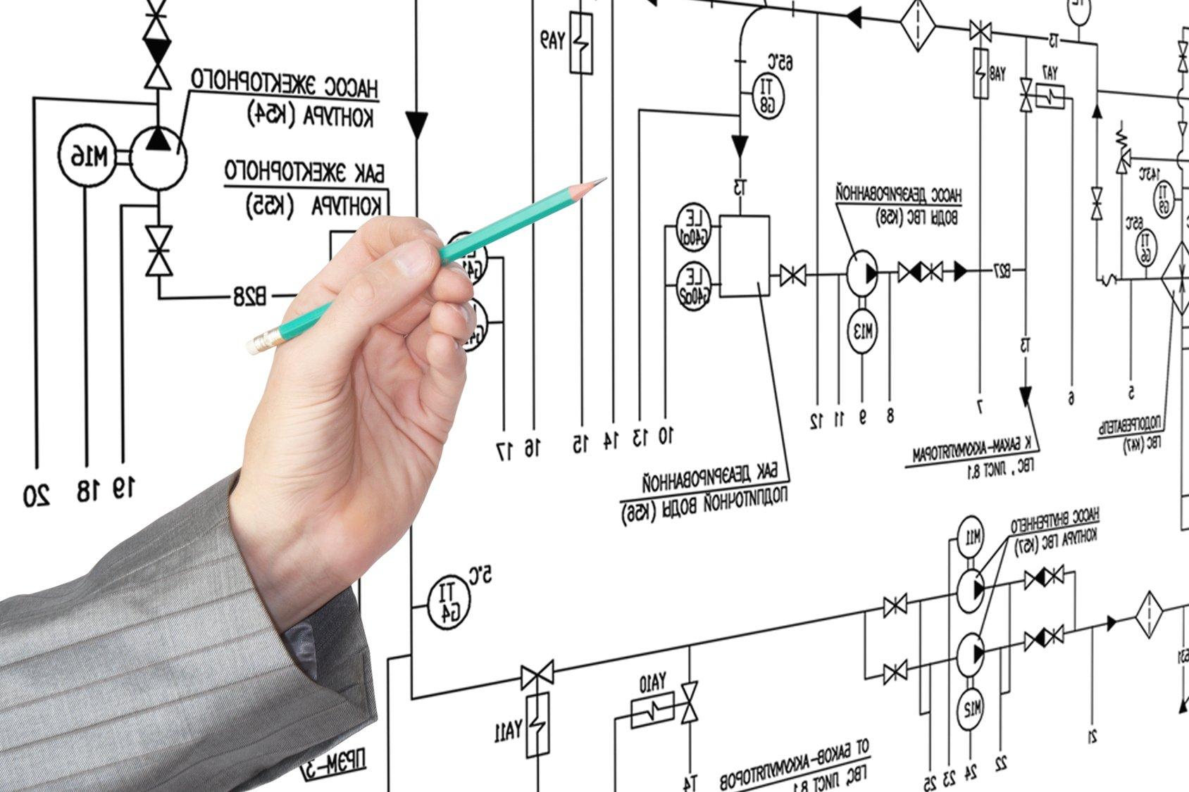 Schéma d'installation electrique