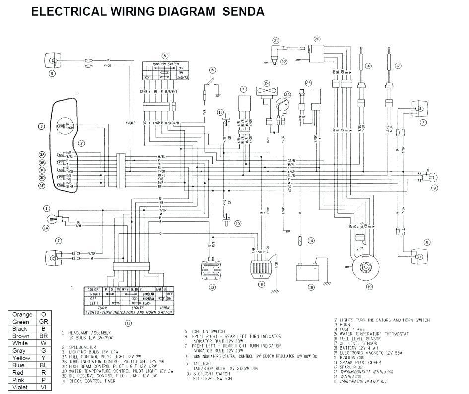 schema electrique horloge analogique pour chauffe eau