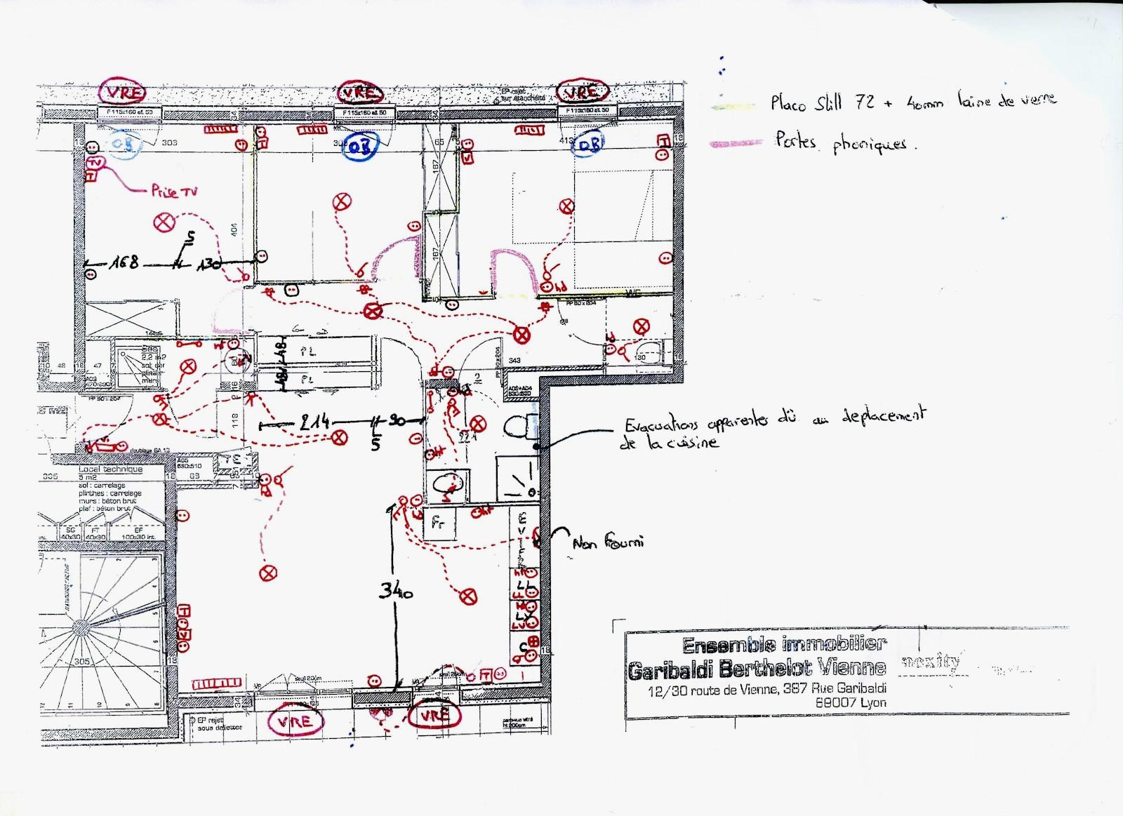 Plan schéma électrique maison - bois-eco-concept.fr