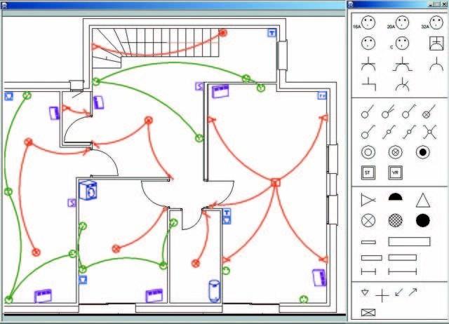 Awesome Schema De Cablage Electrique Du0027une Maison Pdf