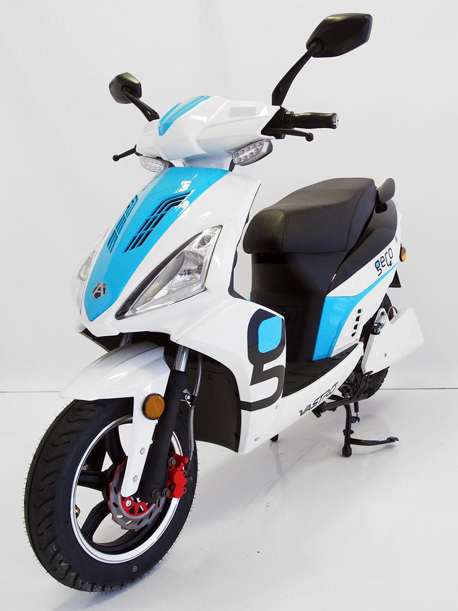 Schema electrique scooter vastro