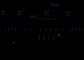 schema moteur electrique rotor stator