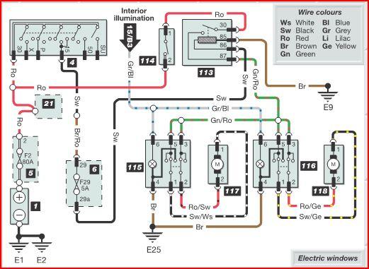 Schema electrique golf 2 diesel