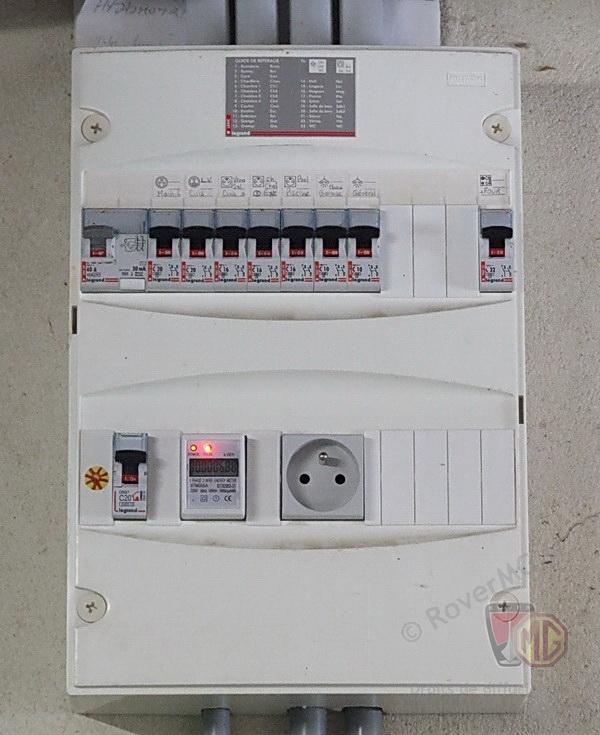 Norme electrique onduleur