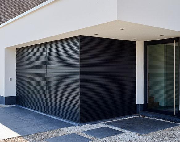 Porte de garage sectionnelle l door