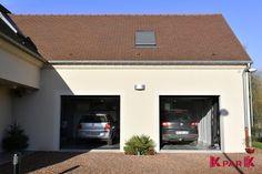 Porte de garage sectionnelle k par k prix