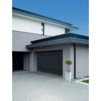 Porte de garage sectionnelle motorisée keritek