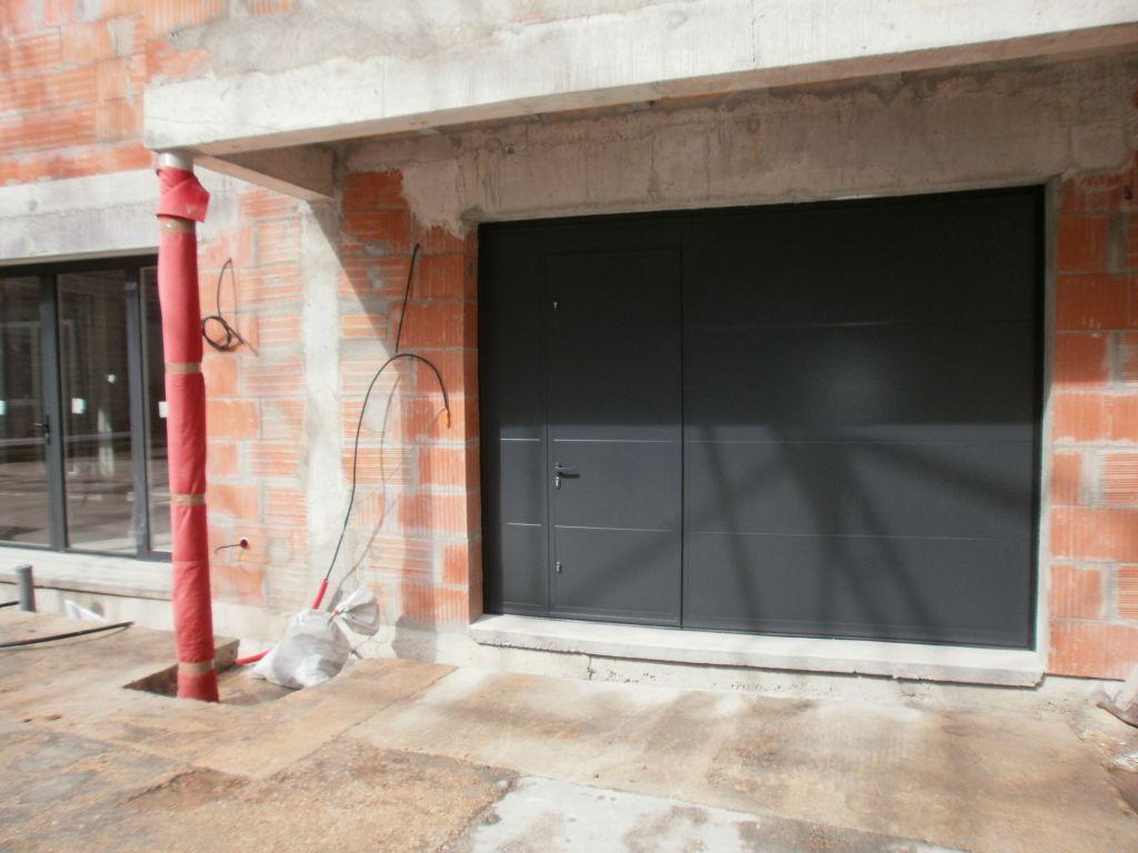 Porte de garage sectionnelle id park