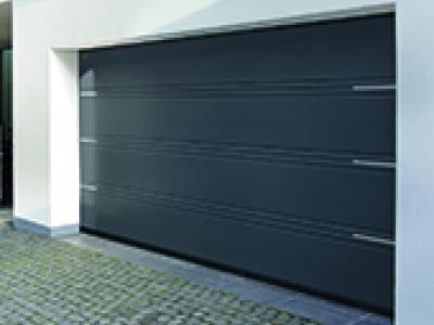 Porte de garage sectionnelle 42 mm
