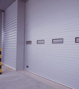 Fabricant de porte de garage sectionnelle industrielle