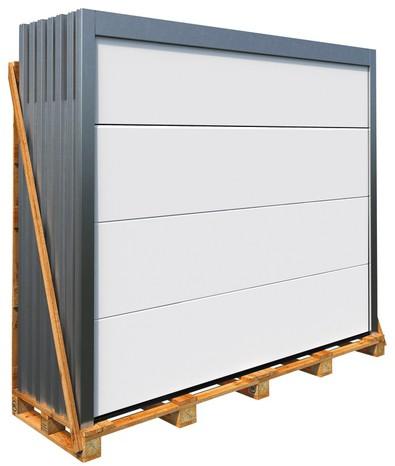 Porte de garage sectionnelle kit