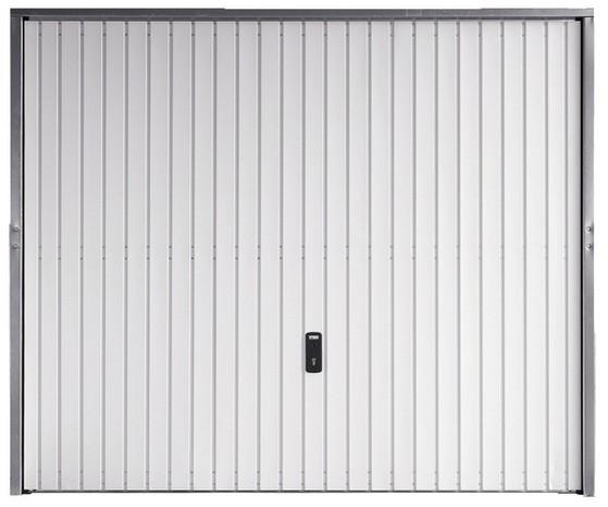 Bas de porte de garage 2,50 m 2,50 m