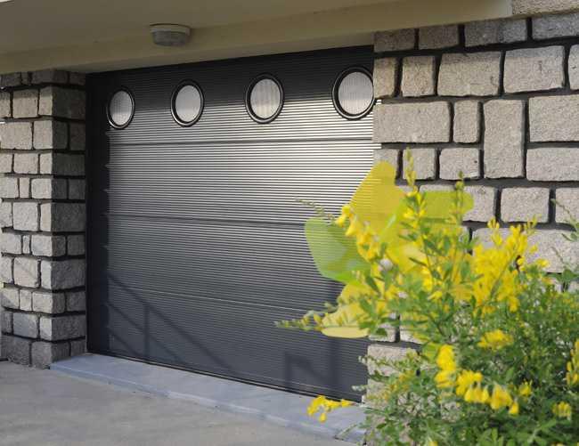 Prix porte de garage france fermetures