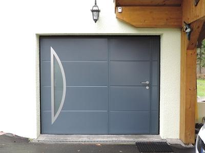 Cout d'une porte de garage