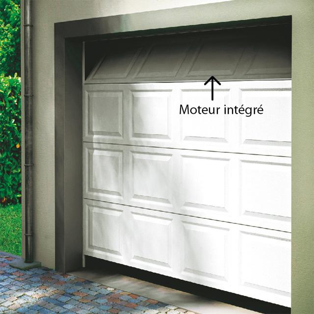 Porte de garage enroulable castorama